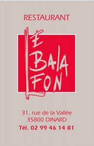 Le Balafon recto